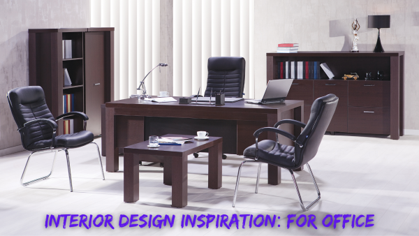 Interior design inspiration: Concepts and furniture for your office